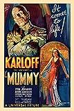 Posters: La Momie Posters XXL - Elle S'Éveille Á La Vie, 1932 (120 x 80 cm)