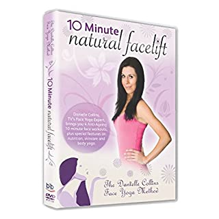Danielle Collins - 10 Minute Natural Facelift with The Danielle Collins Face Yoga Method [DVD] (Region 0) [NTSC]