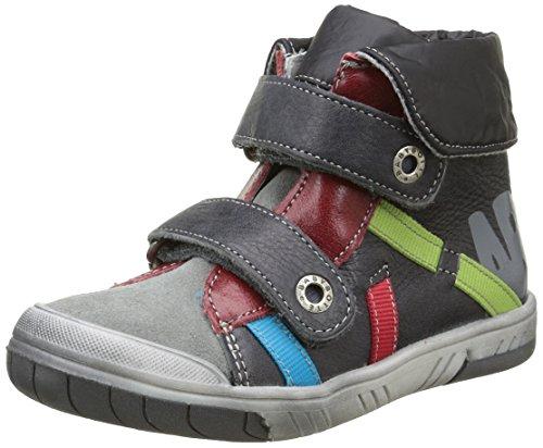 Babybotte Artitag, Sneakers Alti Bambino , Grigio (Gris (441 Gris), 25