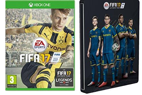 FIFA 17 + Steelbook Esclusiva Amazon - Xbox One