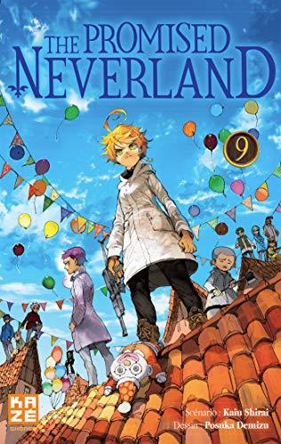 The Promised Neverland T09 par Kaiu Shirai