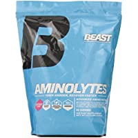 Beast Sports Nutrition Aminolytes, Advanced Amino Matrix, Watermelon, 2.7 Pounds