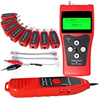 Network Cable Ethernet Tester Digital LAN Telephone Coaxial