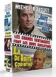 Michel Bouquet : La route de Corinthe + Les grands sentiments font les bons gueuletons + Juste avant la nuit