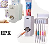 Automatic Toothpaste Dispenser squeeze t...