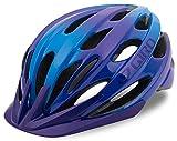 Giro Damen Verona Bicycle Helmet, Purple/Blue, One Size