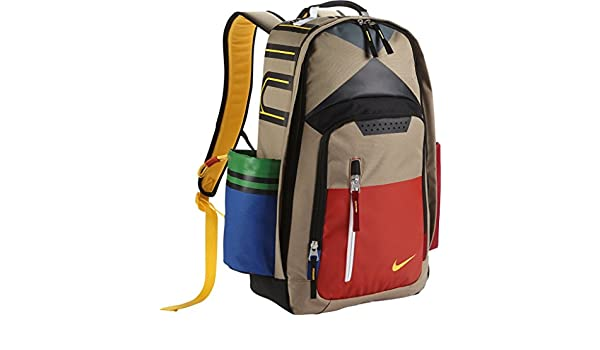 Nike mens ALL STAR KYRIE BACKPACK BA5286-235 - KHAKI TEAM ORANGE VARSITY  MAIZE by Nike  Amazon.co.uk  Sports   Outdoors 1a7b3873e5db0