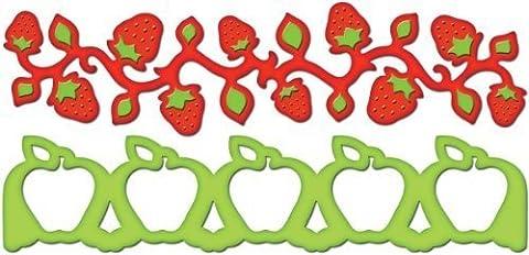 Spellbinders Fresh Fruit Borderabilities® Petite S4-238