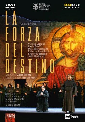 Verdi: La Forza del Destino (Teatro Comunale, 2007) [2 DVDs] (Verdi: Dvd Forza Del Destino)