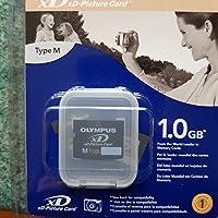 Olympus 1GB xD Card Type M 1GB xD memoria flash - Tarjeta de memoria (1 GB, xD, 5 MB/s)