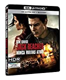 Jack reacher 2: never go back (JACK REACHER 2 NUNCA VUELVAS ATRAS - 4K UHD + BLU RAY -, Spain Import, see details for languages)