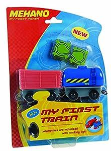 Mehano 58562Mi Primer Tren-Carro (2/1), Ampolla 2