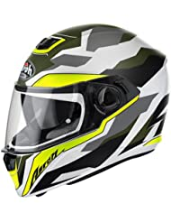 Casco Airoh Full Face Storm Soldier Matt Para Moto