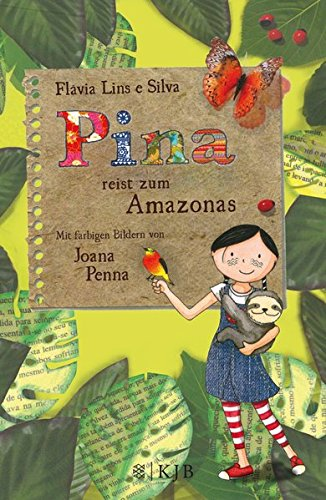 Preisvergleich Produktbild Pina reist zum Amazonas