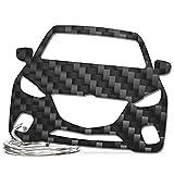 ACF Mazda Schlüssel-Anhänger | Echtes Carbon | Geschenk-Idee | Tuning | Mazda 3 (~2015)