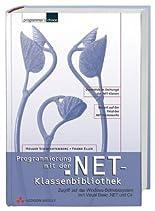 Programmierung mit der .NET-Klassenbibliothek hier kaufen