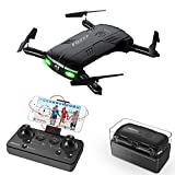 RC Quadrocopter Drohne mit 2.0MP Kamera Live Video Klappbare Arms Pocket Mini...