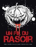 Telecharger Livres Un Fil du Rasoir Adultes Coloriage Livre Horreur Edition (PDF,EPUB,MOBI) gratuits en Francaise