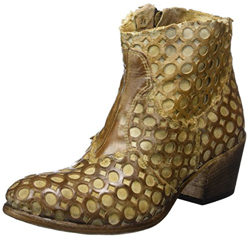 We Are Damen W Irma A Cowboy Stiefel Beige (Taupe)