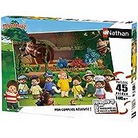 Nathan – Fotos de Familia 45 Piezas, Puzzle, Cassia Tete, niños, Garcon