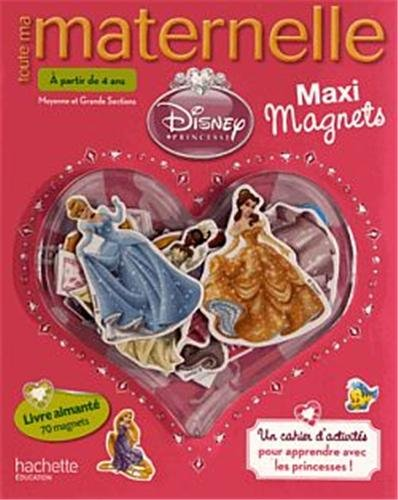 Princesses Maxi Magnets