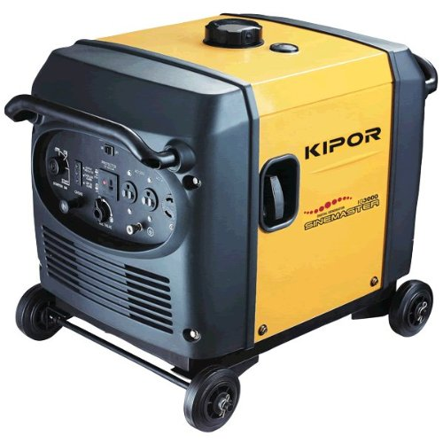 Kipor IG 3000 W Sinemaster Inverter Stromgenerator Stromerzeuger Stromeggregat