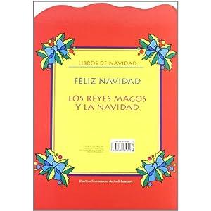 Reyes Magos Y La Navidad (Libros De Navidad)