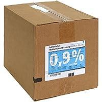 KOCHSALZ 0.9% ISOTON PL, 10X500 ml preisvergleich bei billige-tabletten.eu