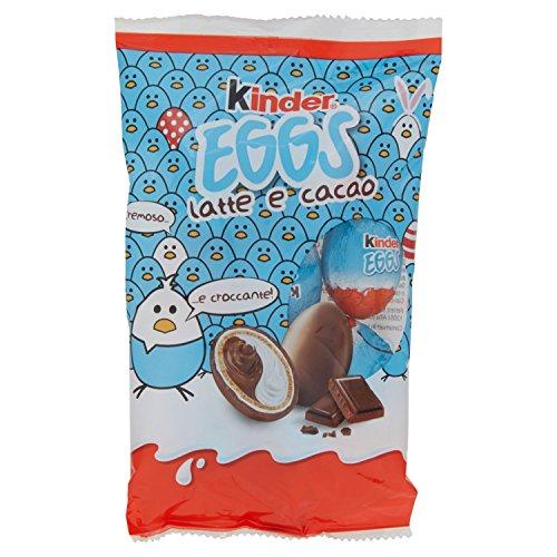 Kinder Eggs Kakao Ostern, 9er Pack (9 x 80 g)