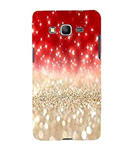 For Samsung Galaxy Core Prime :: Samsung Galaxy Core Prime G360 :: Samsung Galaxy Core Prime Value Edition G361 :: Samsung Galaxy Win 2 Duos Tv G360Bt :: Samsung Galaxy Core Prime Duos Shiney Pattern, Red, Shiney Pattern, Great pattern, Printed Designer Back Case Cover By CHAPLOOS