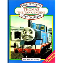 Your Favourite Thomas the Tank Engine Story Collection - 10 Classic Stories