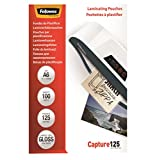Best Laminating Pouches - Fellowes Capture A6 125 Micron Glossy Laminating Pouches Review