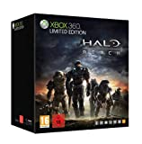 Xbox 360 - Konsole 250 GB, silber - Limited Edition inkl. Halo Reach