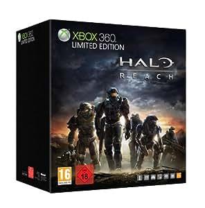 Xbox 360 - Konsole 250 GB, silber - Limited Edition inkl. Halo Reach