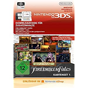 Fire Emblem Fates [3DS Download Code]