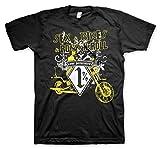 Sex & Bikes & Rockn Roll One Percenter Tshirt Größe XL