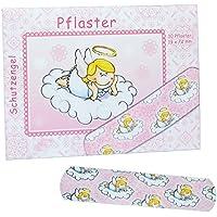 Unbekannt Pflaster mit Schutzengel - Motiv in rosa - Metall Box - Pflasterbox Dose bunt Kinderpflaster Engel -... preisvergleich bei billige-tabletten.eu