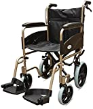 Champagne 601X Aluminium Lightweight Transit Wheelchair