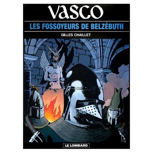 Vasco, tome 13 : Les Fossoyeurs de Belzébuth