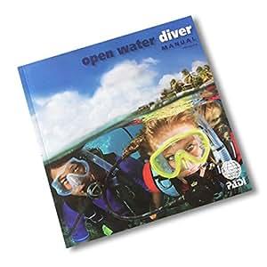 PADI - Manual Open Water incl. Dive Computer Manual 2014