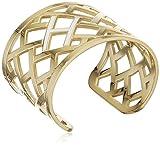 Tommy Hilfiger Jewelry Damen-Armreif Classic Signature Edelstahl vergoldet 5.8 cm - 2700713