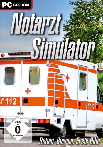 Notarzt Simulator - [PC]