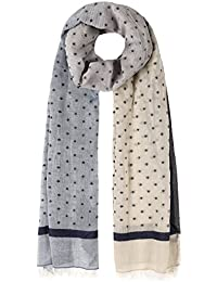 Light Squares Cotton Scarf Passigatti summer scarf cotton scarf