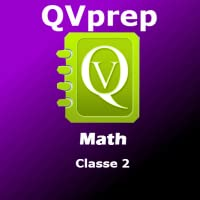 QVprep Math Classe 2 in French