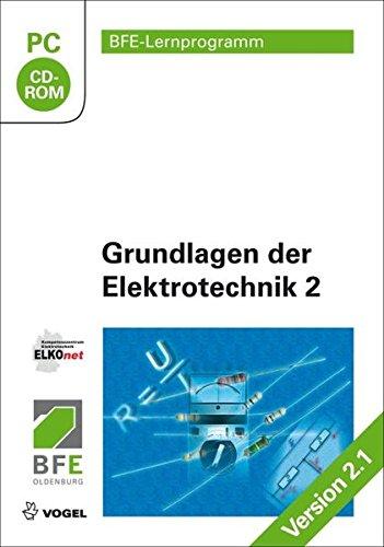 Preisvergleich Produktbild Grundlagen der Elektrotechnik 2 Version 2.1