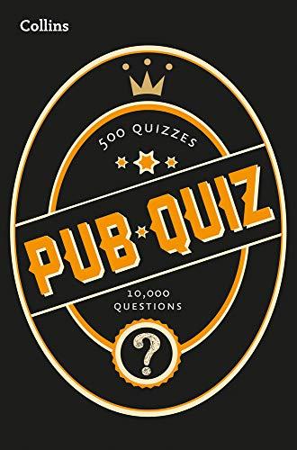Collins Pub Quiz: 10,000 easy, medium and difficult questions (Quiz Books) por Collins Puzzles