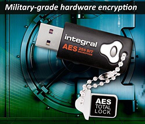 INTEGRAL 16GB AES-256 USB-Stick crypto Total Lock - 5