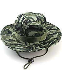 Unimango Outdoors Large Brimmed Fishing Hats SUN UV Protection Quick Drying Bucket  Hat Beanie Cap for e101c3e41340