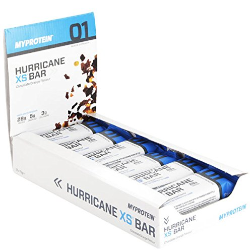 MyProtein Hurricane XS Bar Barrette Proteica - 840 gr - 51M8Adw9q2L