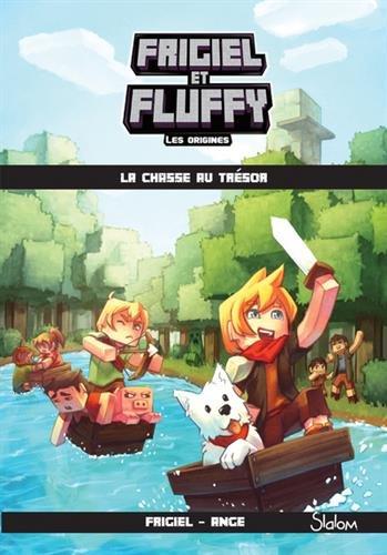 Les Origines De Frigiel Et Fluffy, Tome 1 1